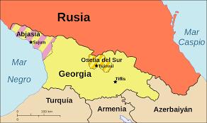 Abjasia y osetia del sur